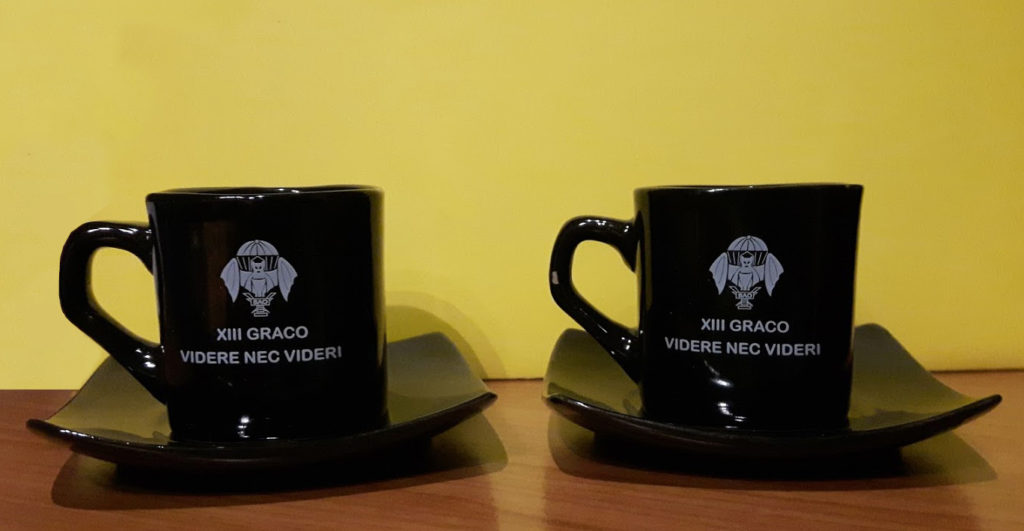 coppia tazzine di caffe